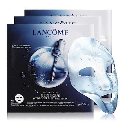 LANCOME 蘭蔻 超進化肌因活性凝凍面膜28gX3