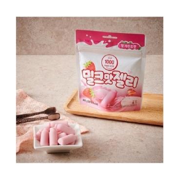 【Only Price】草莓牛奶風味軟糖60g