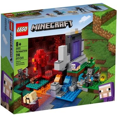 樂高LEGO Minecraft系列 - LT21172 The Ruined Portal