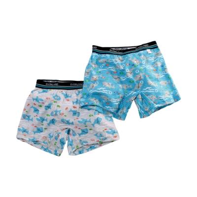 魔法Baby台灣製男童純棉平口內褲(4件一組) k51313