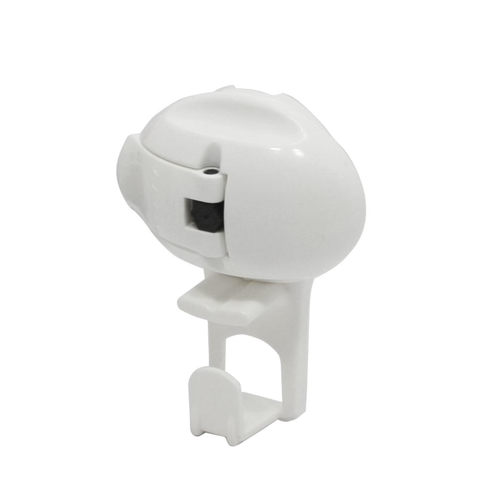 FECA非卡 無痕強力吸盤 砧板/水盆掛勾(白)