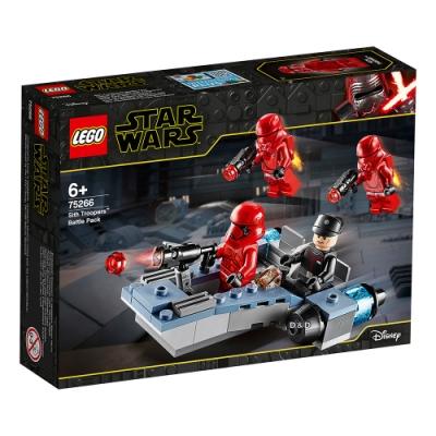 樂高LEGO 星際大戰系列 - LT75266 Sith Troopers Battle