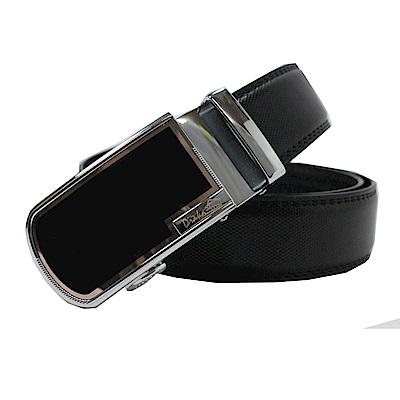 DRAKA 達卡 - 紳士貴族真皮自動皮帶-41DK851-7301