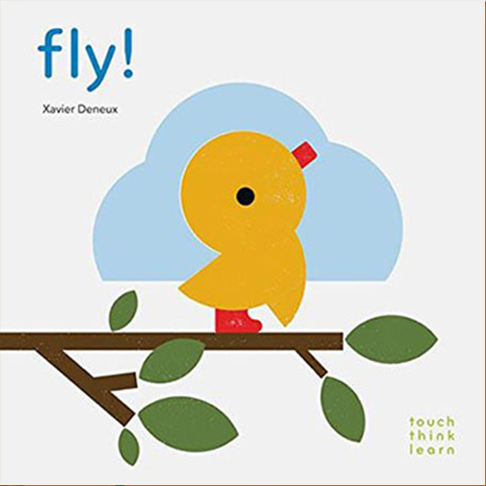 Touch Think Learn:Fly! 飛翔的鳥兒硬頁認知書