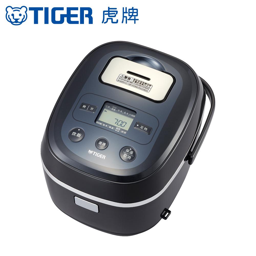【日本製】TIGER虎牌10人份tacook微電腦多功能炊飯電子鍋(JBX-A18R)健康型