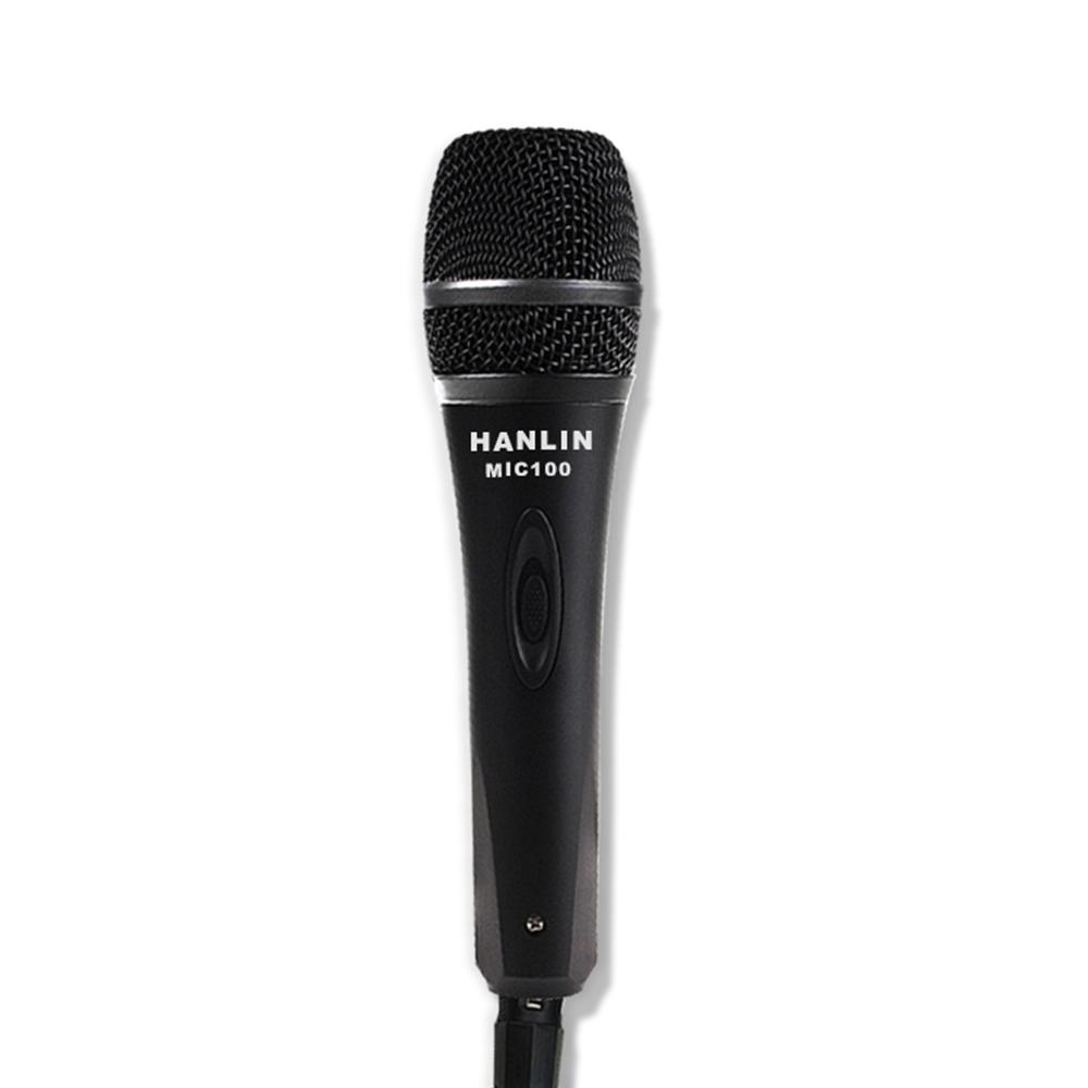 HANLIN 動圈式 講課唱歌 高清保真麥克風