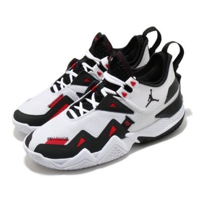 Nike 籃球鞋 Westbrook One 運動 男鞋 明星款 避震 包覆 球鞋 XDR外底 白 黑 CJ0781101
