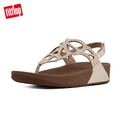 FitFlop BUMBLE CRYSTAL SANDAL 金色