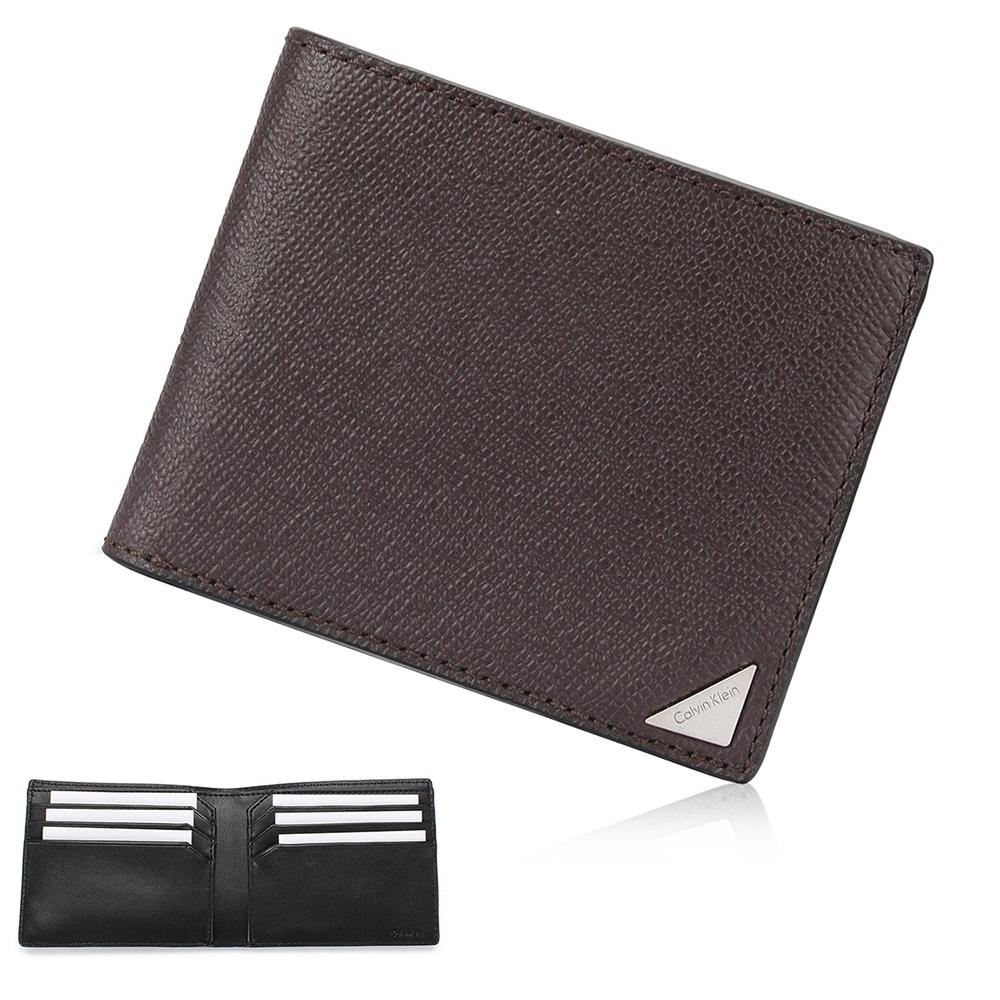 <送禮精選>Calvin Klein RFID 男款短夾禮盒-多款 product image 1