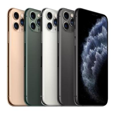 【福利品】Apple iPhone 11 Pro 256GB 5.8吋三鏡頭手機