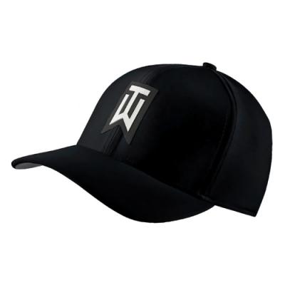 Nike 帽子 Golf Classic 99 男女款 高爾夫球帽 遮陽 快乾 穿搭 老虎伍茲 黑 白 892482010