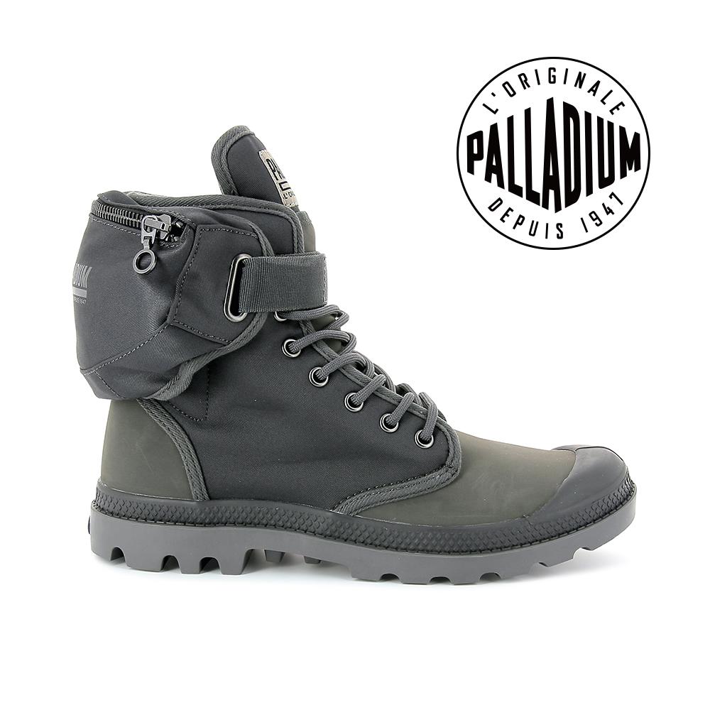 Palladium Pamp Solid ranger TP-男-鐵灰