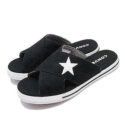 Converse 拖鞋 One Star Slide 女鞋
