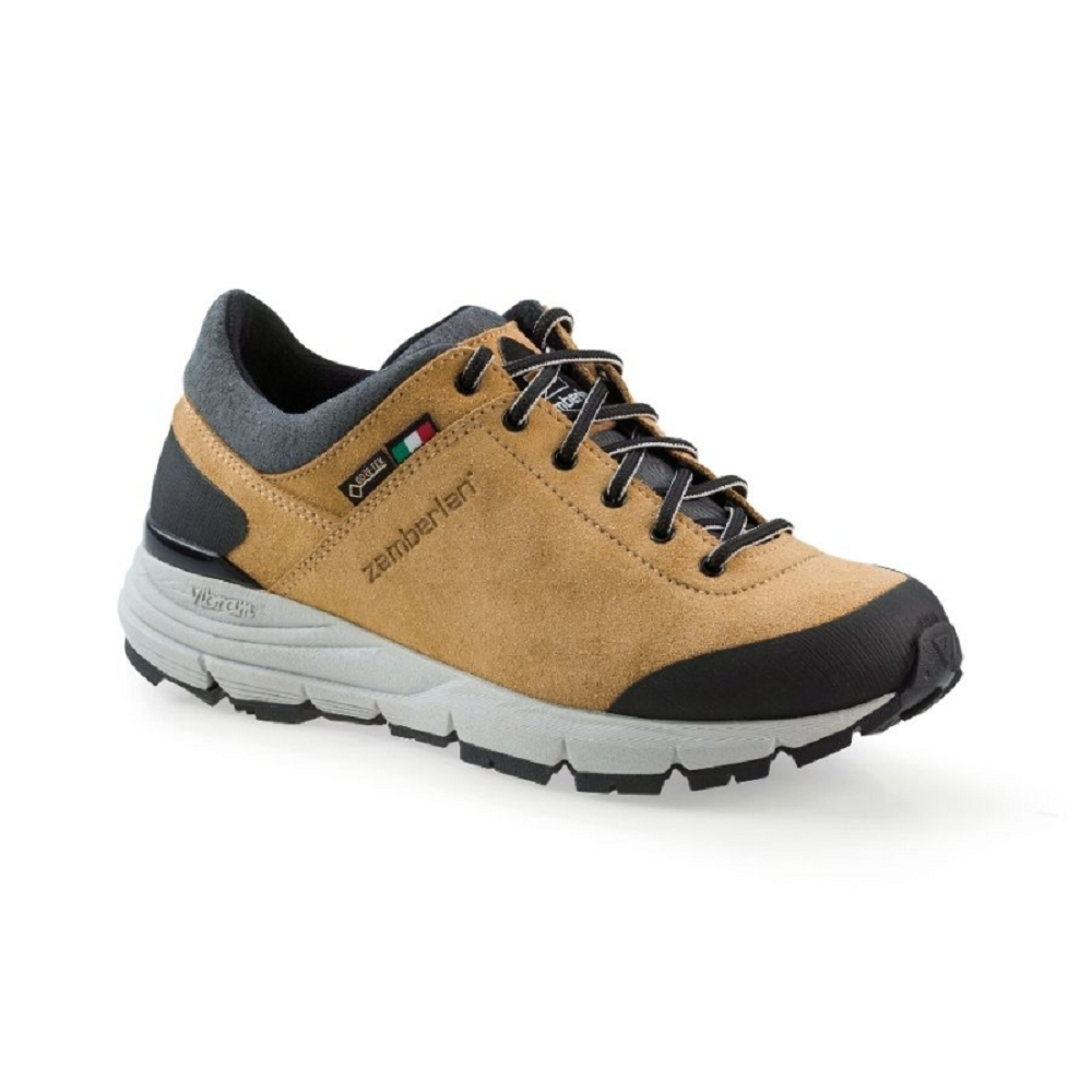 Zamberlan 輕量低筒健行鞋 女款 茶色 205 STROLL GTX 0205PW