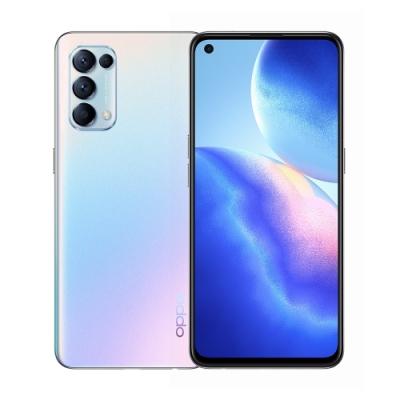 OPPO Reno5 (8G/128G) 6.43吋 5G 手機-幻彩銀