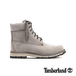 Timberland 男款深灰色磨砂革經典6吋靴 A2187
