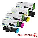 FujiXerox 彩色315系列原廠碳粉四色組(CT202606~609)