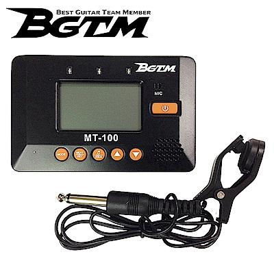 BGTM MT-100 三合一調音器 (調音/節拍/拾音)~限量