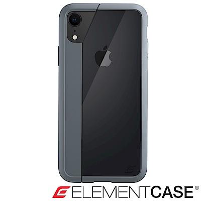 美國 Element Case iPhone XR Illusion 輕薄幻影防摔殼 -灰