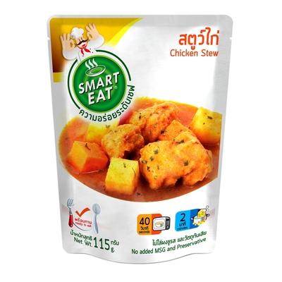 (任選) Smart Eat 泰式道地風味 泰式燉雞即食包(料理包/方便/調理包/咖哩包)