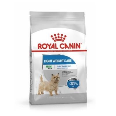 ROYAL CANIN法國皇家-體重控制小型成犬 LWMN 8KG