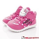HelloKitty童鞋 輕量點點短靴款 SE19843桃(中小童段)