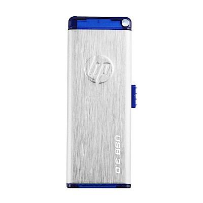 HP 128GB USB 3.0 金屬髮絲紋隨身碟 (X730W)