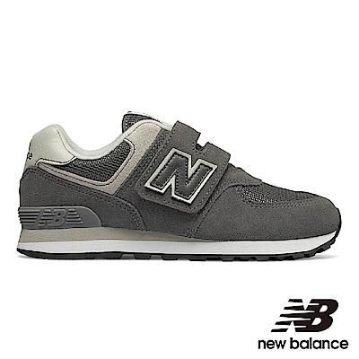 New Balance YV574EPH-W 童鞋 墨灰