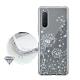 Sony Xperia 5 II 5G 浪漫彩繪 水鑽空壓氣墊手機殼(風信子) product thumbnail 1