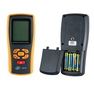 【BENETECH】標智 GM1361 數字式溫濕度計