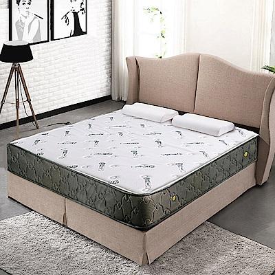 AVIS 艾維斯 傾城之戀涼感沙表布二線硬式獨立筒床墊-雙人加大6尺