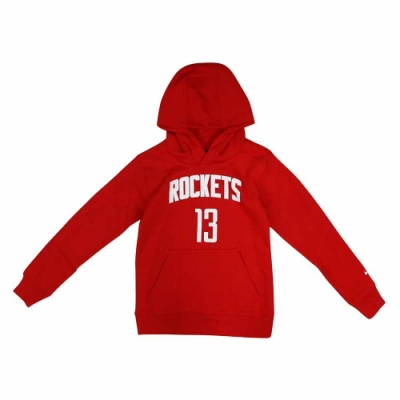 NIKE 青少年 連帽T恤 火箭隊 James Harden