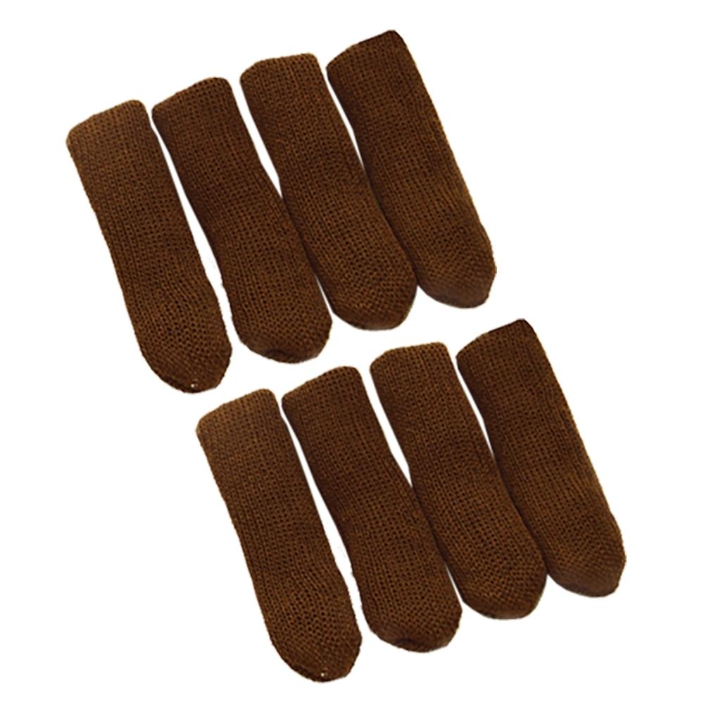 UdiLife 日式長筒椅腳套-加厚 8枚入×6組