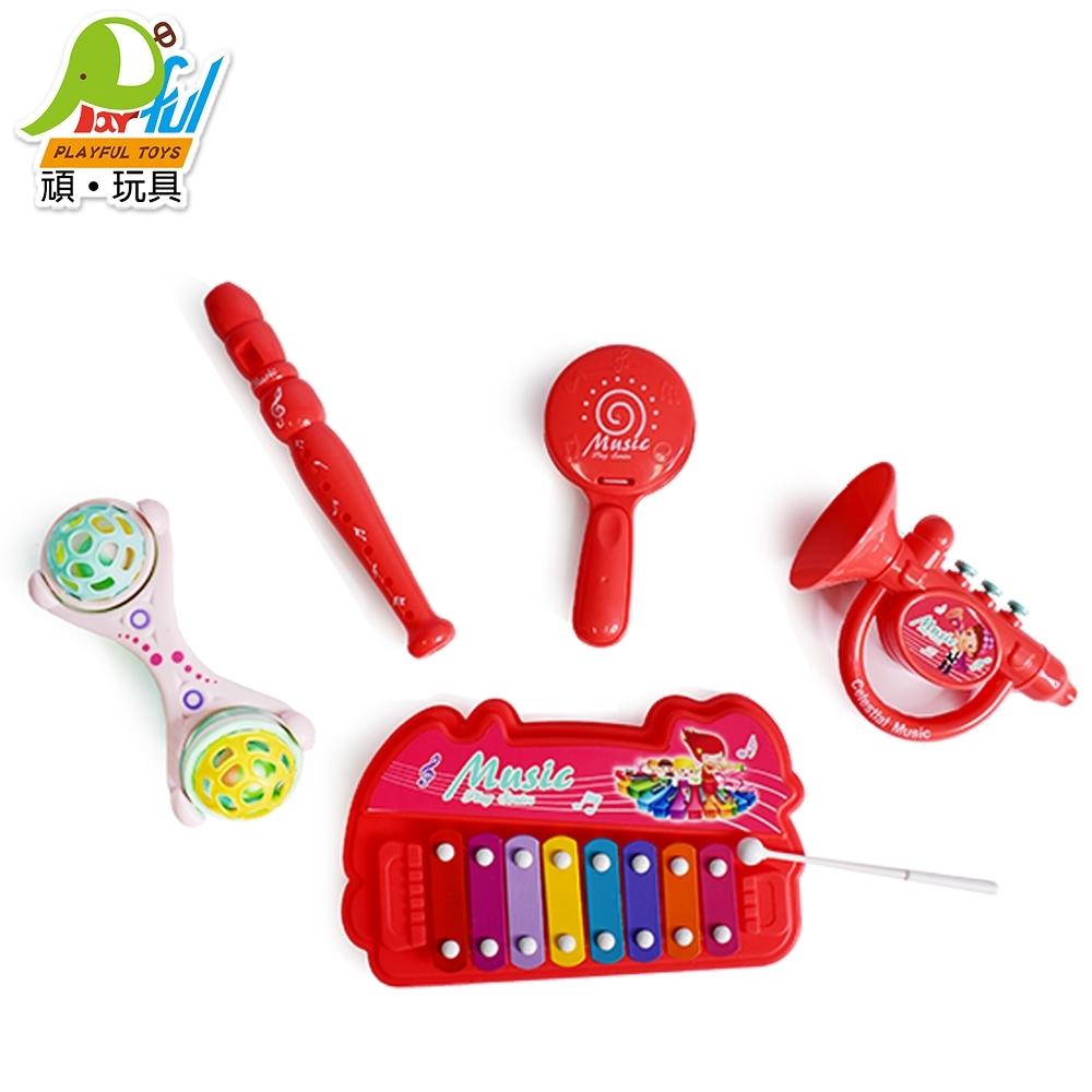 Playful Toys 頑玩具 樂器敲琴組
