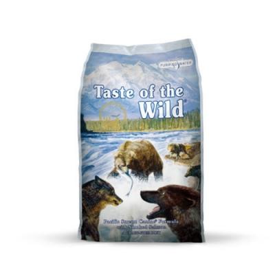 美國Taste of the Wild海陸饗宴-太平洋鮭魚海鮮(愛犬專用無榖海味) 12.2kg(26.9LBS)