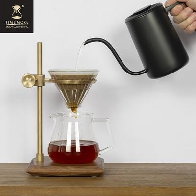 TIMEMORE泰摩MUSE木思咖啡手沖濾杯架 (可調節、拆解)-復古銅