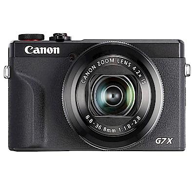 CANON PowerShot G7X Mark III  數位相機 (公司貨)