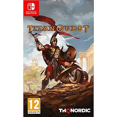 泰坦任務 Titan Quest - NS Switch 中英日文歐版