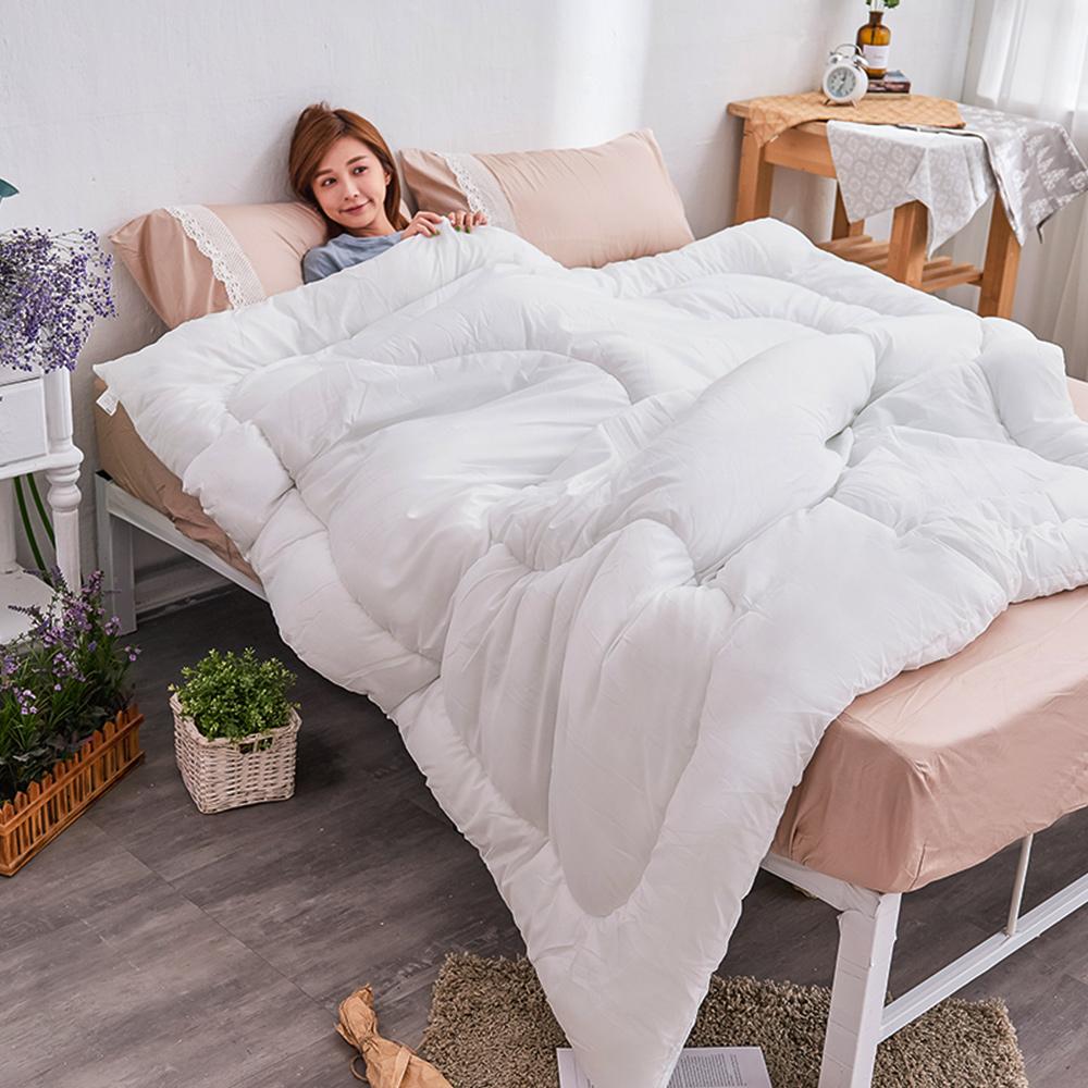 戀家小舖 / 雙人棉被 樂芙四季空調被 超細纖維柔軟耐用 台灣製