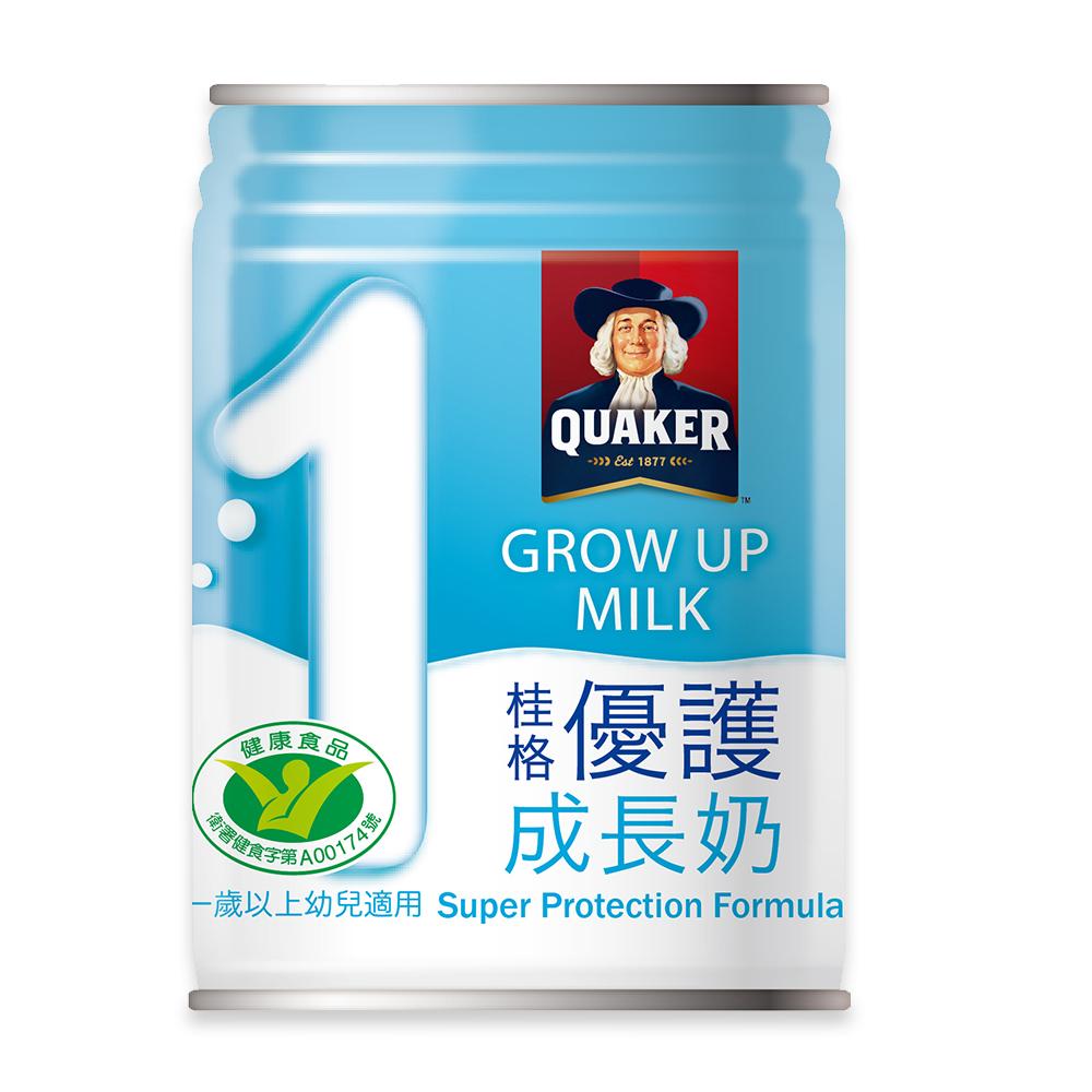 桂格優護成長奶220mlx24罐
