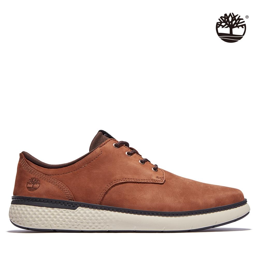 Timberland 男款咖啡色磨砂革牛津休閒鞋 A2BCTA20