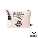 【ROXY】HELLO KITTY POUCH 聯名化妝包/收納袋