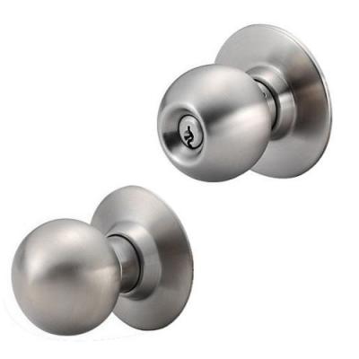 加安牌 C3650 喇叭鎖 倉庫鎖 房間鎖 一般鎖匙 把手鎖 門鎖 鎖閂長度60mm