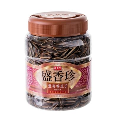 盛香珍 豐葵香瓜子禮桶(桂圓紅棗風味)700g