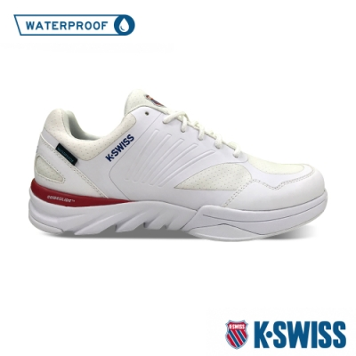 K-SWISS Ace Trainer 24+ WP防水運動鞋-中性-白