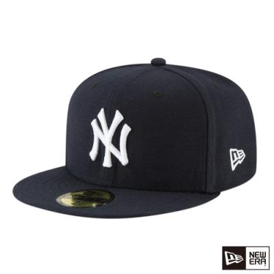 NEW ERA 59FIFTY 5950 MLB 球員帽 洋基 客場 海軍藍 棒球帽