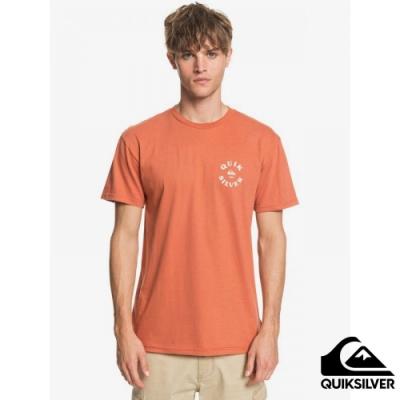 【QUIKSILVER】IRON LIGHTS MT0 T恤 紅色