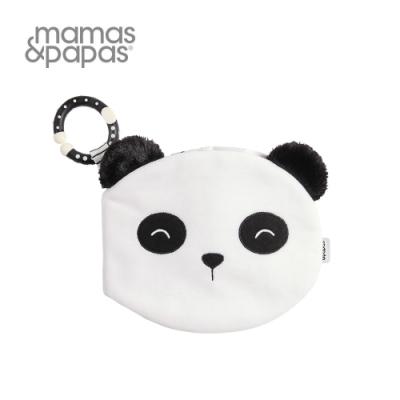 Mamas & Papas 熊貓的快樂配方(互動布書)