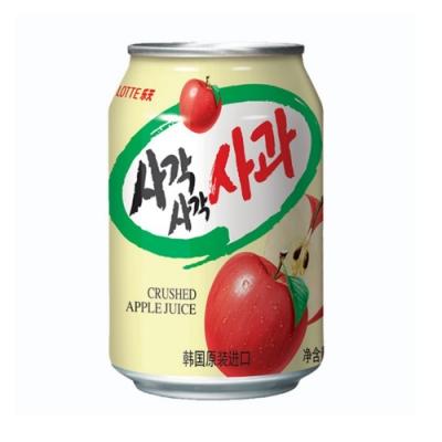 Lotte 樂天蘋果汁(238ml)