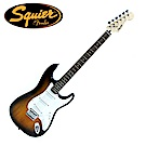Squier Bullet Stratocaster BSB 電吉他夕陽漸層色